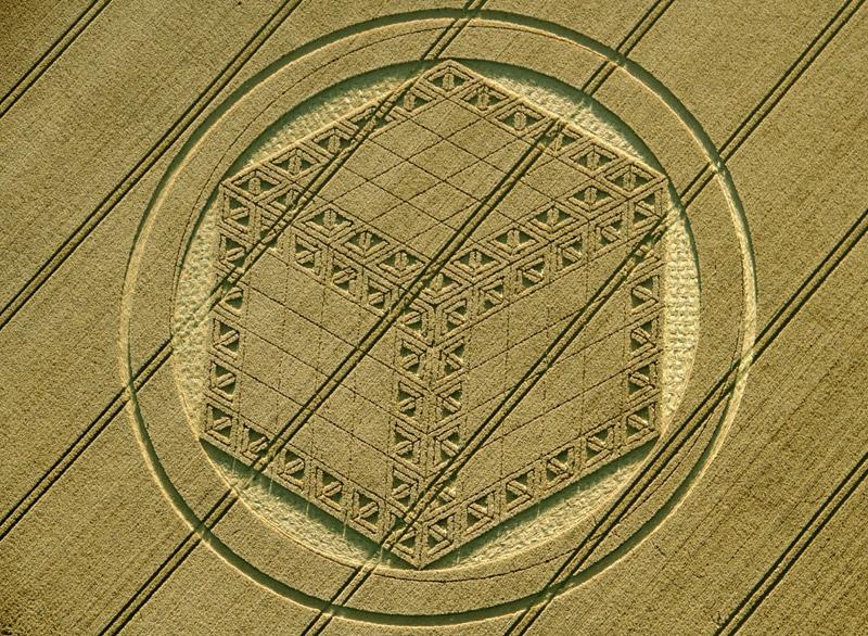 Cercle de céréales