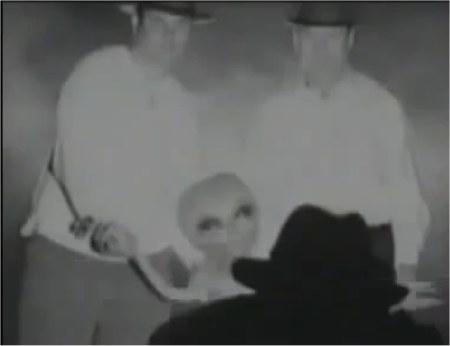 Alien retrouvé à Jackson au Missouri