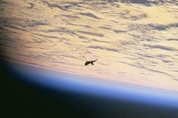 D'autres photos secrètes d'ovnis de la NASA 10
