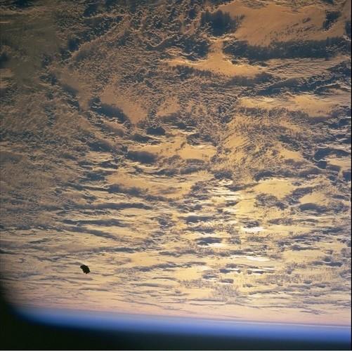 D'autres photos secrètes d'ovnis de la NASA