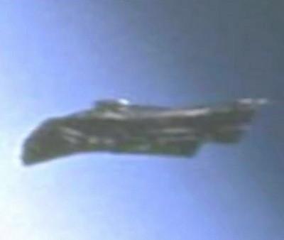 D'autres photos secrètes d'ovnis de la NASA 5