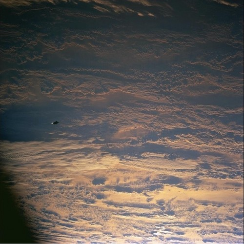 D'autres photos secrètes d'ovnis de la NASA 7