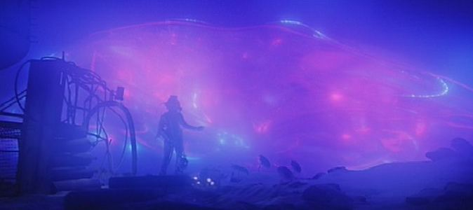 Image tirée du film Abyss de James Cameron