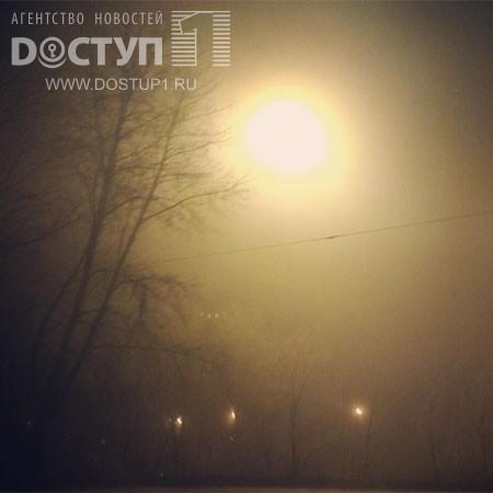 Un ovni à Chelyabinsk?