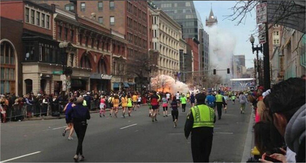 Dernière heure: Un attentat a boston fait 2 morts et près de 50 blessés