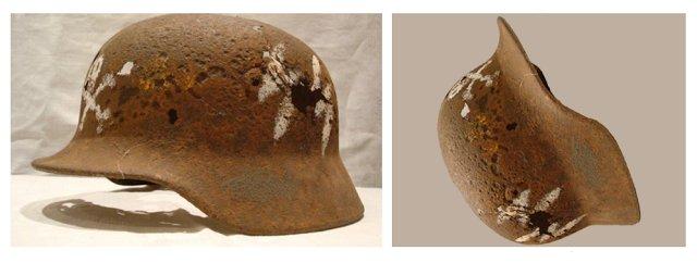 Curiosity: Un casque Nazi sur Mars 3