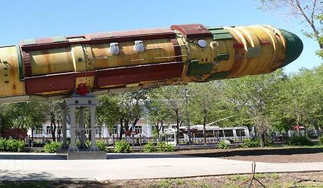 Le missile Satan peut protéger contre les menaces cosmiques