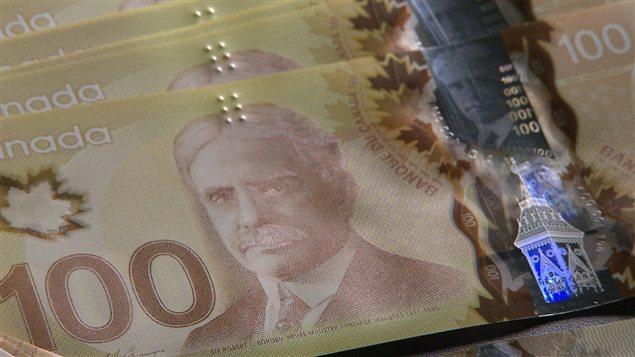 Des billets de banque à l'odeur d'érable?