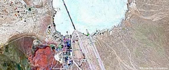 Zone 51 au Nevada : la CIA admet enfin son existence
