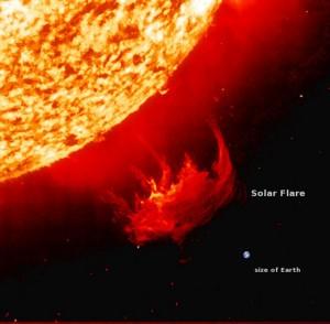 Le champ magnétique du soleil va bientôt s'inverser