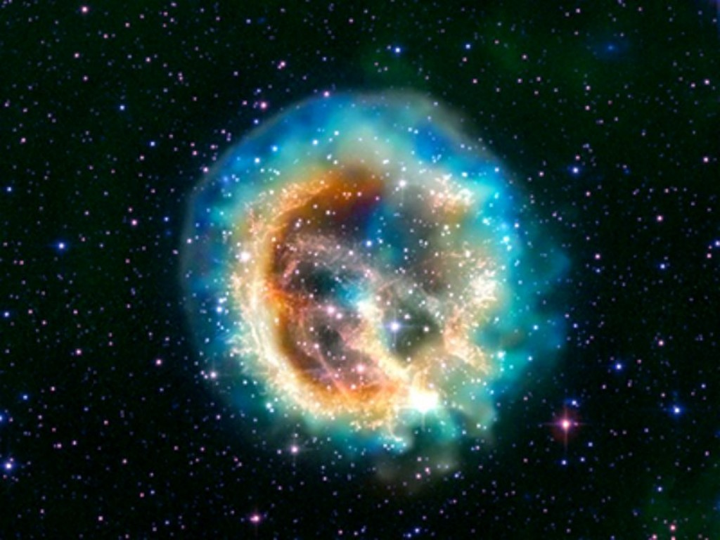 Une étoile explose à 12 millions d'années lumières de la Terre