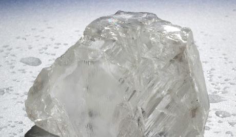 Découverte d'un diamant de 6 millions de dollars
