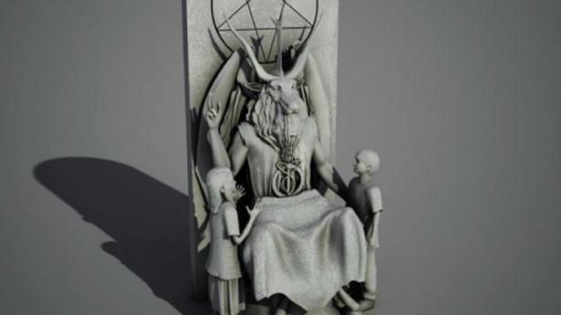 Une statue satanique pourrait être érigée en Oklahoma