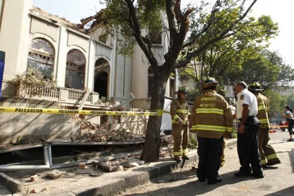 Puissant séisme de 7.5 près de Mexico