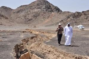 L'Arabie Saoudite va construire des abris pour faire face au nombre sans cesse croissant des séismes