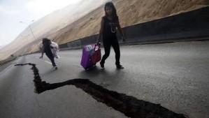 Le Chili et les chiliens n'en finissent plus de trembler