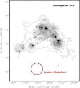 Astronomie - Un mystérieux sursaut radio rapide venu de l'espace détecté par Arecibo à Porto-Rico