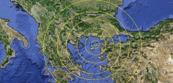 Séisme de 6.9 en Grèce