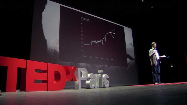 Conférence TED: Le recul de la mort – l'immortalité à brève échéance?