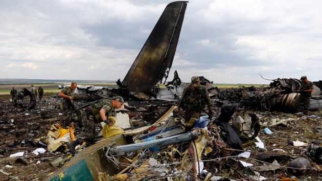 Washington Times: Le Boeing MH17 abattu serait-il le MH370 disparu ?
