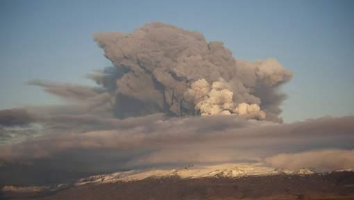 Le volcan Bardarbunga est entré en éruption