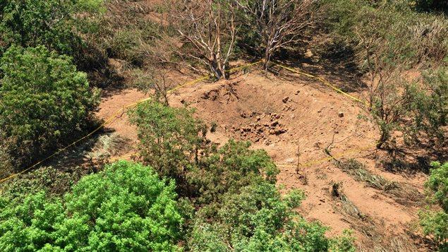 Une météorite a frappé le Nicaragua?