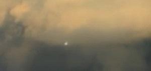 Islande : Un OVNI repéré près d'un volcan ?