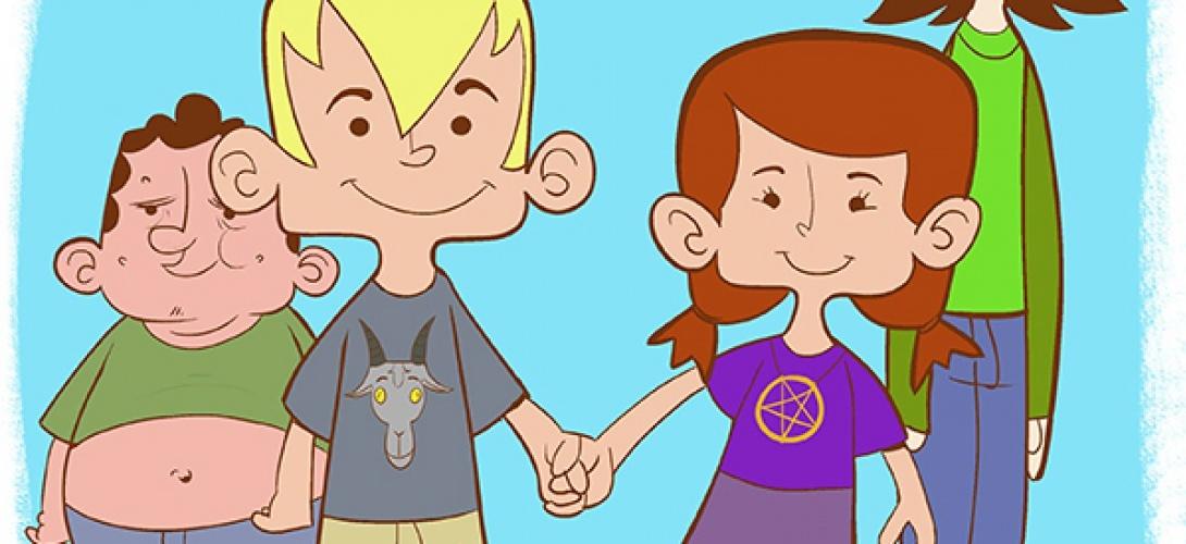 Les écoliers de Floride pourront apprendre le satanisme grâce à un livre de coloriage