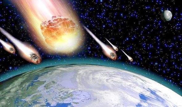 La NASA avertit qu'à partir de 2017 la vie sur Terre sera menacée par des centaines d'astéroides tueurs
