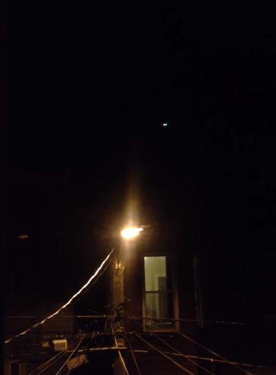 Observation d'OVNI au Nouveau-Brunswick: un homme de Saint John sous le choque
