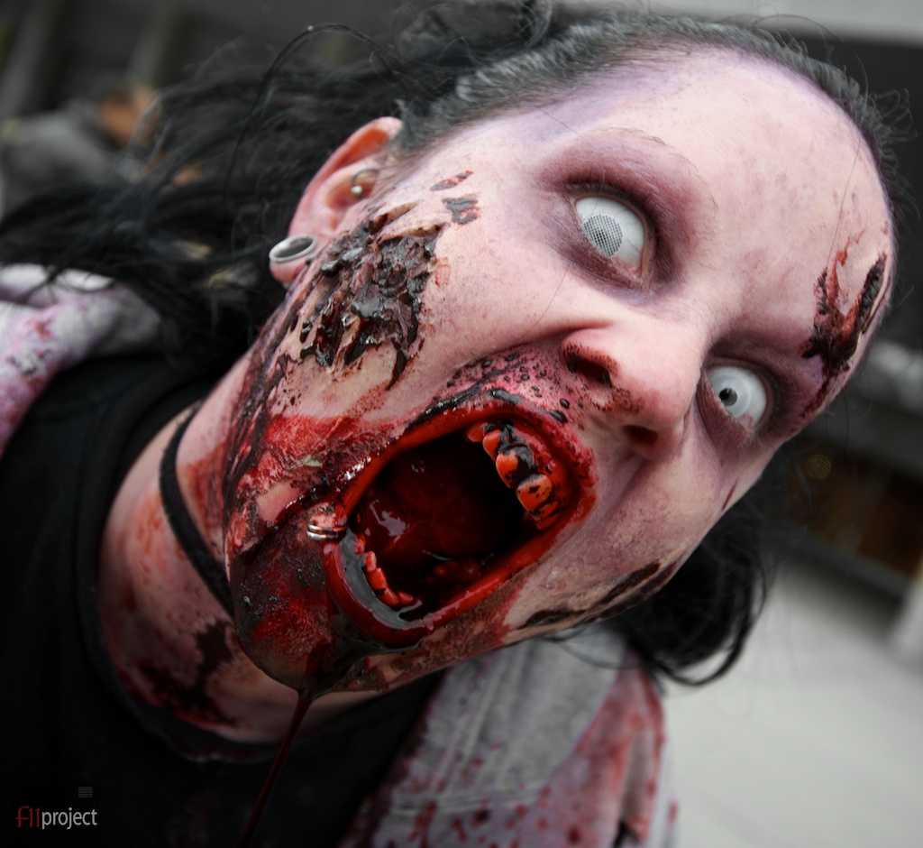 Attaque de zombie au Pays de Galle