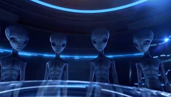 Les Anglais croient plus aux Extraterrestres qu'en Dieu