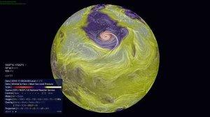 L'une des plus puissantes tempêtes de tous les temps s'apprête à déferler sur l'Alaska
