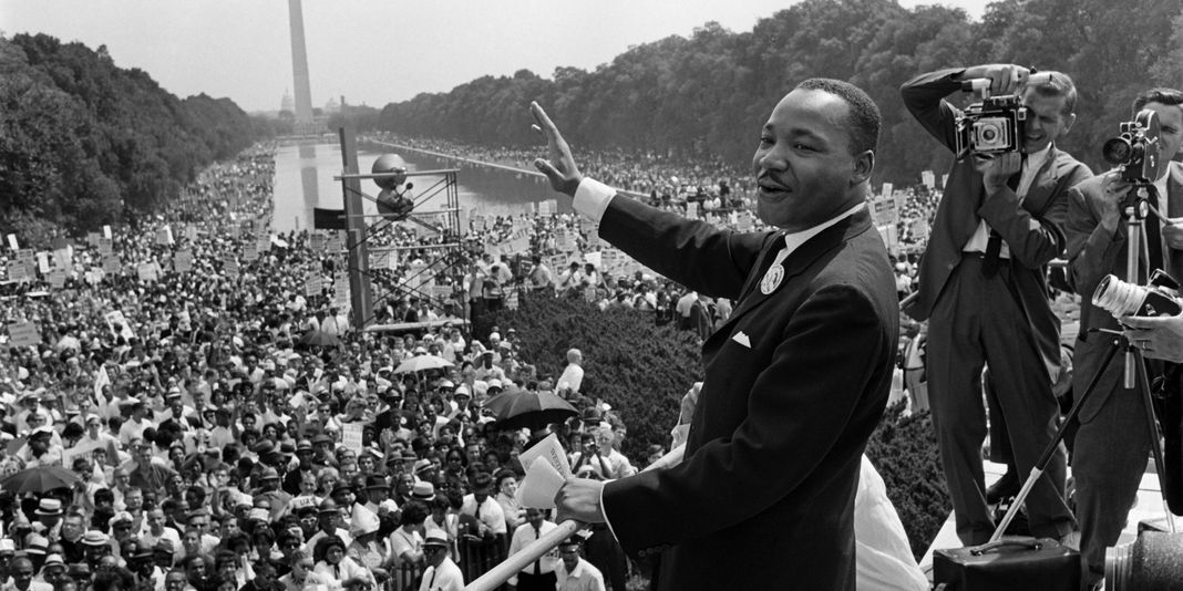 "Le FBI a tenté de ""suicider"" Martin Luther King"