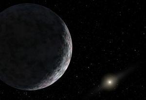 Des planètes massives se cacheraient aux bordures du système solaire...