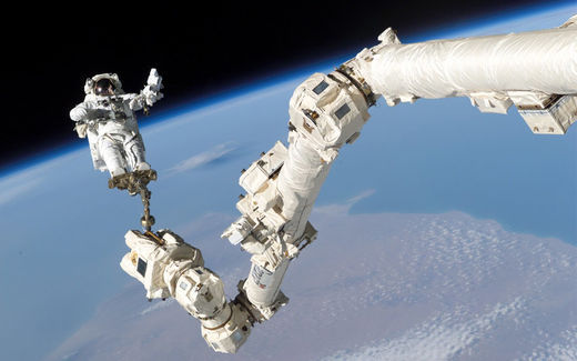Fuite de substance toxique dans la Station spatiale internationale