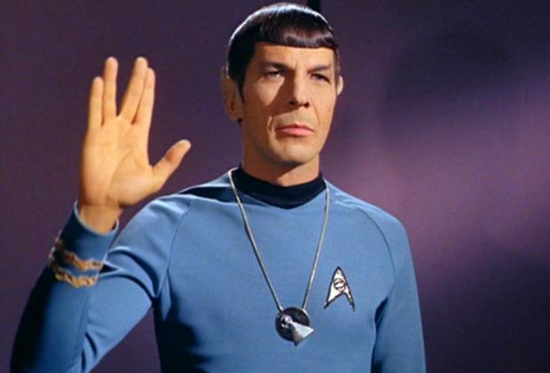 L'interprète du monsieur Spock, Leonard Nimoy, est mort