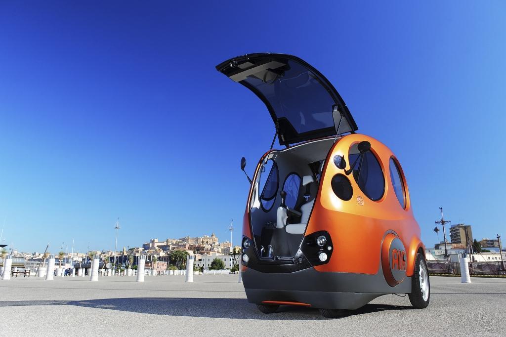 Tata va produire en série une voiture à air comprimé : la AirPod