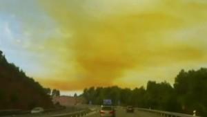 Ce gigantestque nuage toxique qui menace Barcelone