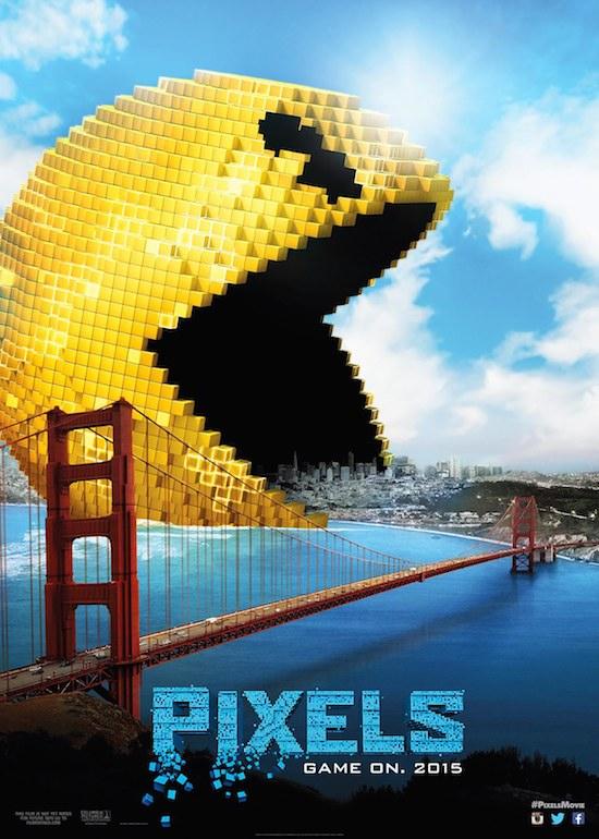 Pixels: Adam Sandler et Peter Dinklage sauvent le monde