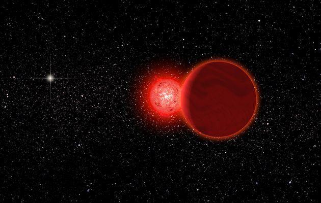 Il existait une autre étoile dans le système solaire il y a juste 70 000 ans