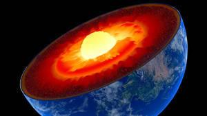 Une nouvelle couche de roches inconnue découverte dans le manteau terrestre