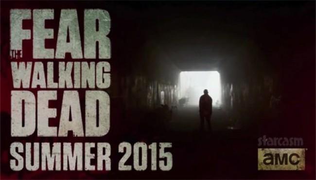 Fear The Walking Dead: un premier teaser pour la série spinoff