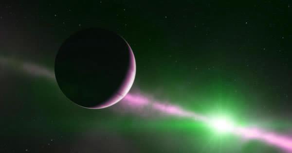 LA NASA DÉCOUVRE UNE PLANÈTE RECOUVERTE DE CANNABIS
