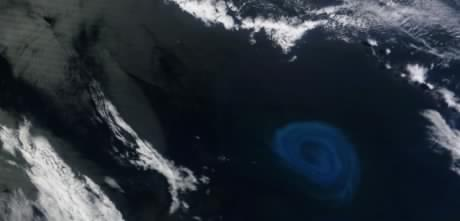"""De gigantesques """"zones mortes"""" découvertes au milieu de l'Atlantique"""