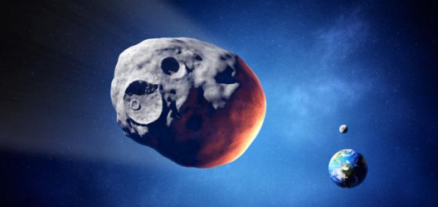 L'asteroïde 1566 Icarus se rapporche de la terre et sera en direct sur Slooh