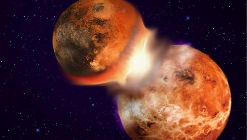 La Lune serait bien fille de la Terre