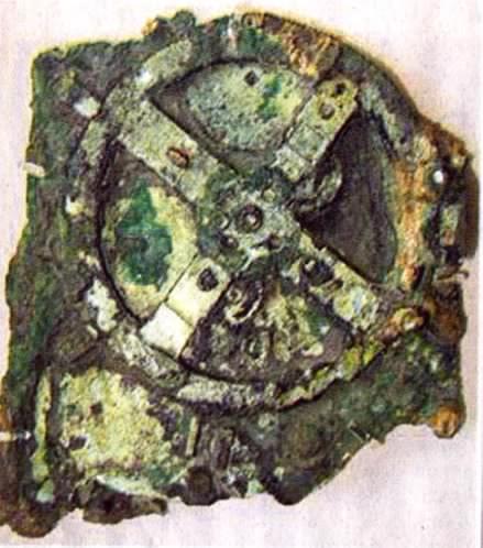 Un ordinateur vieux de 2000 ans – Décodage du mécanisme d'Anticythère (Antikythera)