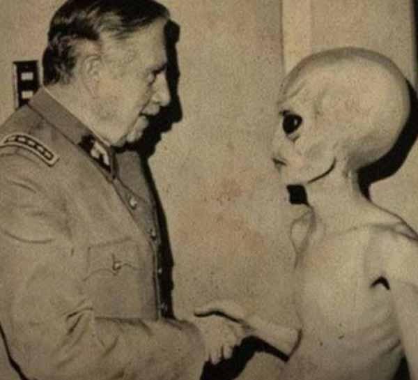 Rencontre extraterrestre 2016