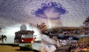 HAARP - Les Etats-Unis détiendraient la possibilité d'intervenir sur les conditions climatiques et de manipuler mentalement les populations